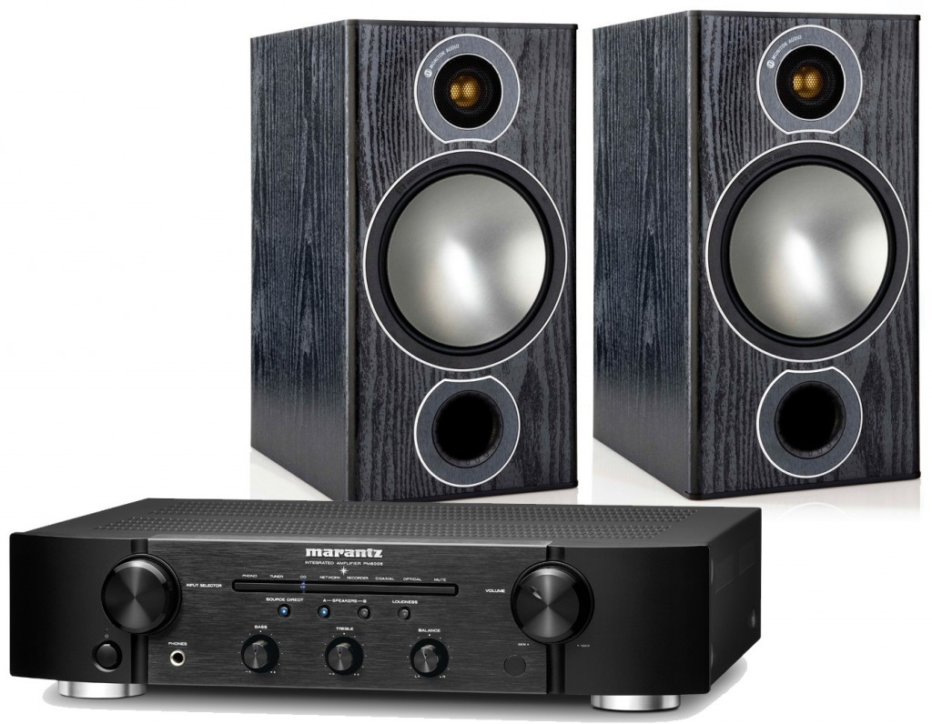 sistem stereo